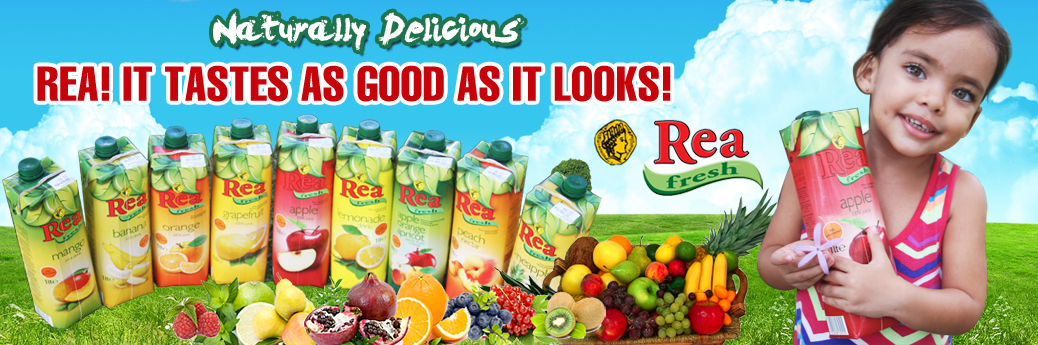 Naturally Delicious Rea Freash Juice