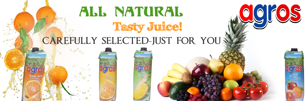 Natural Tasty Juice